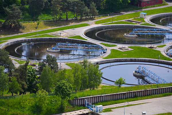 MTAS Municipal Resources Sewer - sewage treatment plant